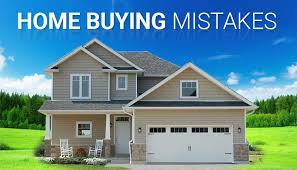 Photo of Costly Mistake You Need To Avoid When Buying A New House.