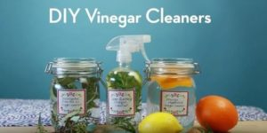 Make your cleaners smell fresh.