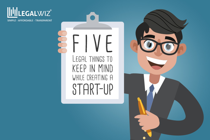 Photo of 5 Legal Things to Keep in Mind While Creating a Startup