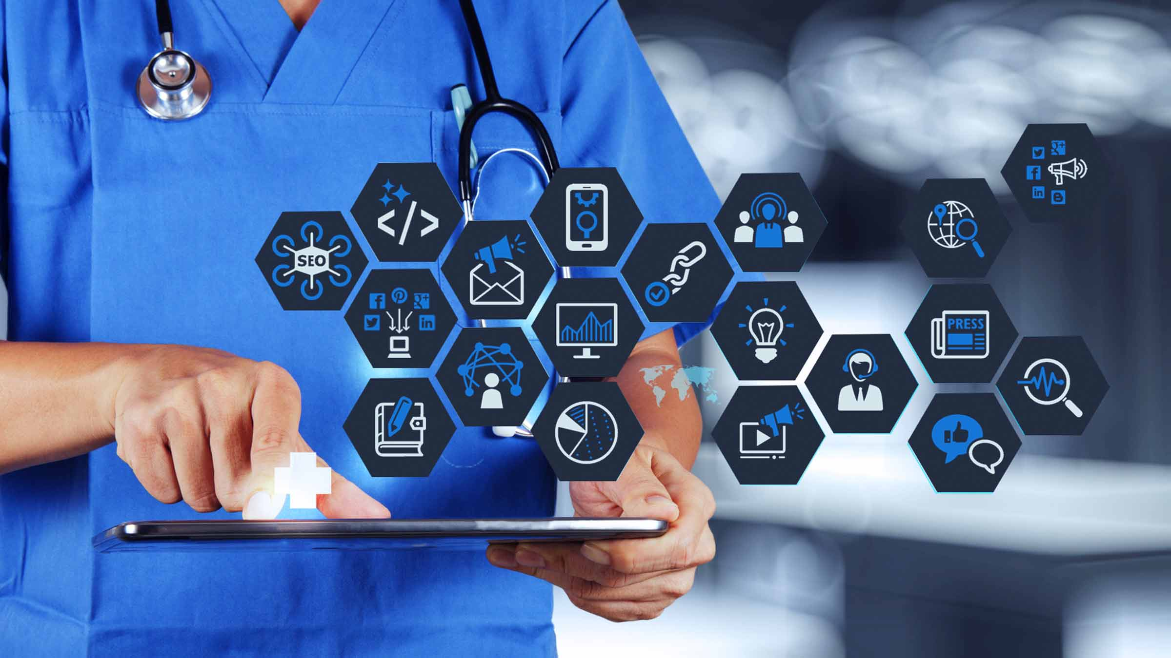 Photo of Role Of Technology In Improving Health Sector