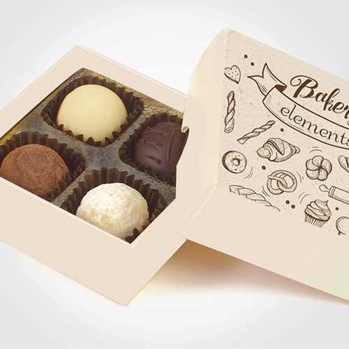 Photo of Printing Personalized Truffle Boxes for Promoting your Signature Delicacies
