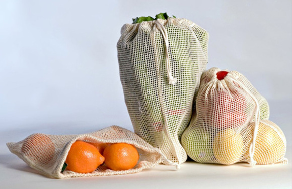 Photo of Create Awareness By Using Stylish Reusable Produce Bags