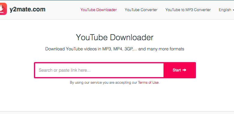 Y2mate Com Download Videos And Audio From Youtube Mp4 3gp Webm Hd Videos