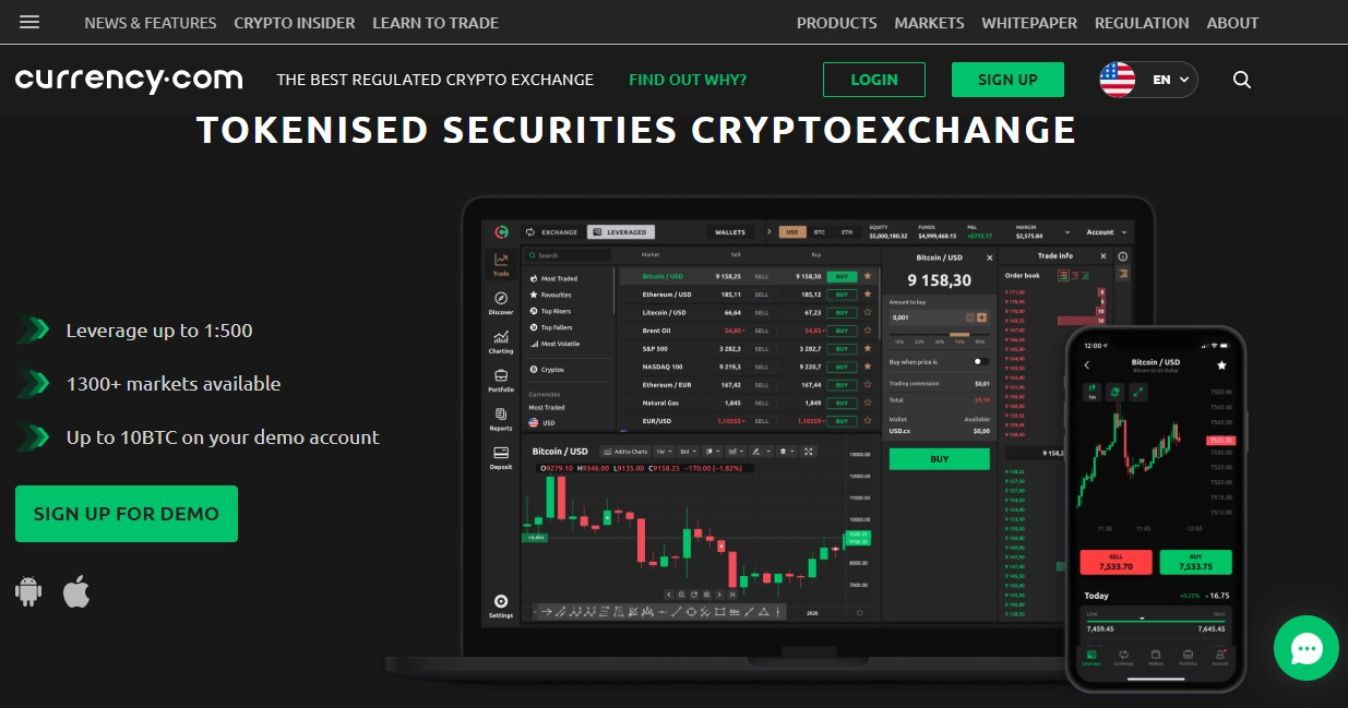 Photo of Currency.com Review – Redefining Tokenised Securities Trading