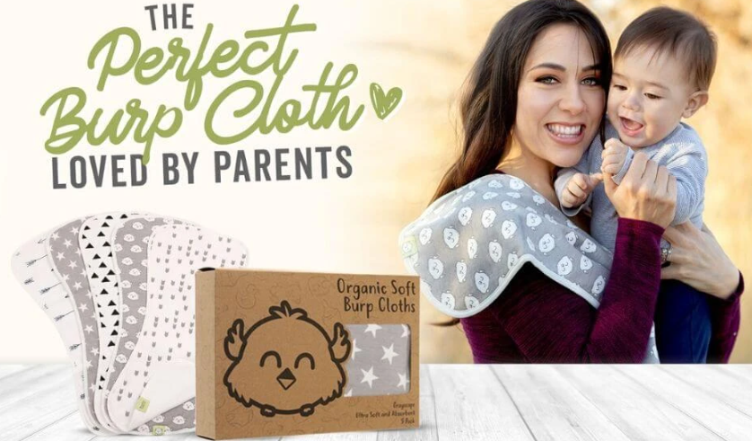 Photo of What You Need To Know About Baby Burp Cloths?