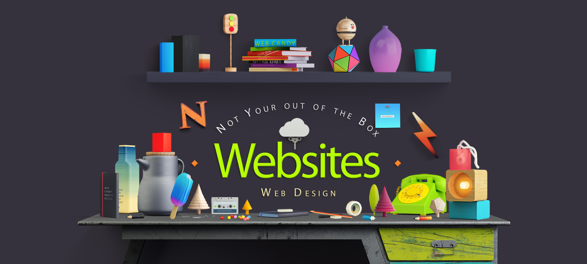 Photo of Why Colors Effective Usage is Important for Attractive Web-design