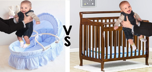 Photo of Bassinet vs. Cot: Which One Is Best for You and Your Baby?