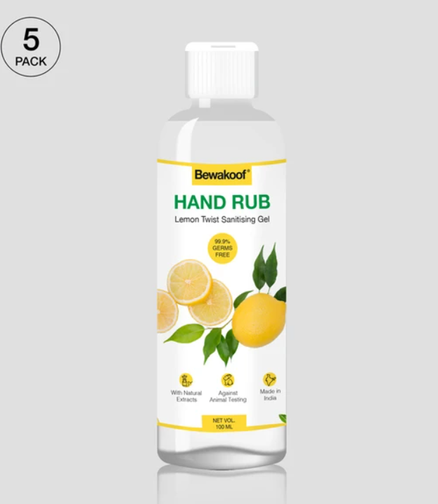 Photo of Hand Sanitizers Proven Effective On Children To Prevent Virus Spread: A Study