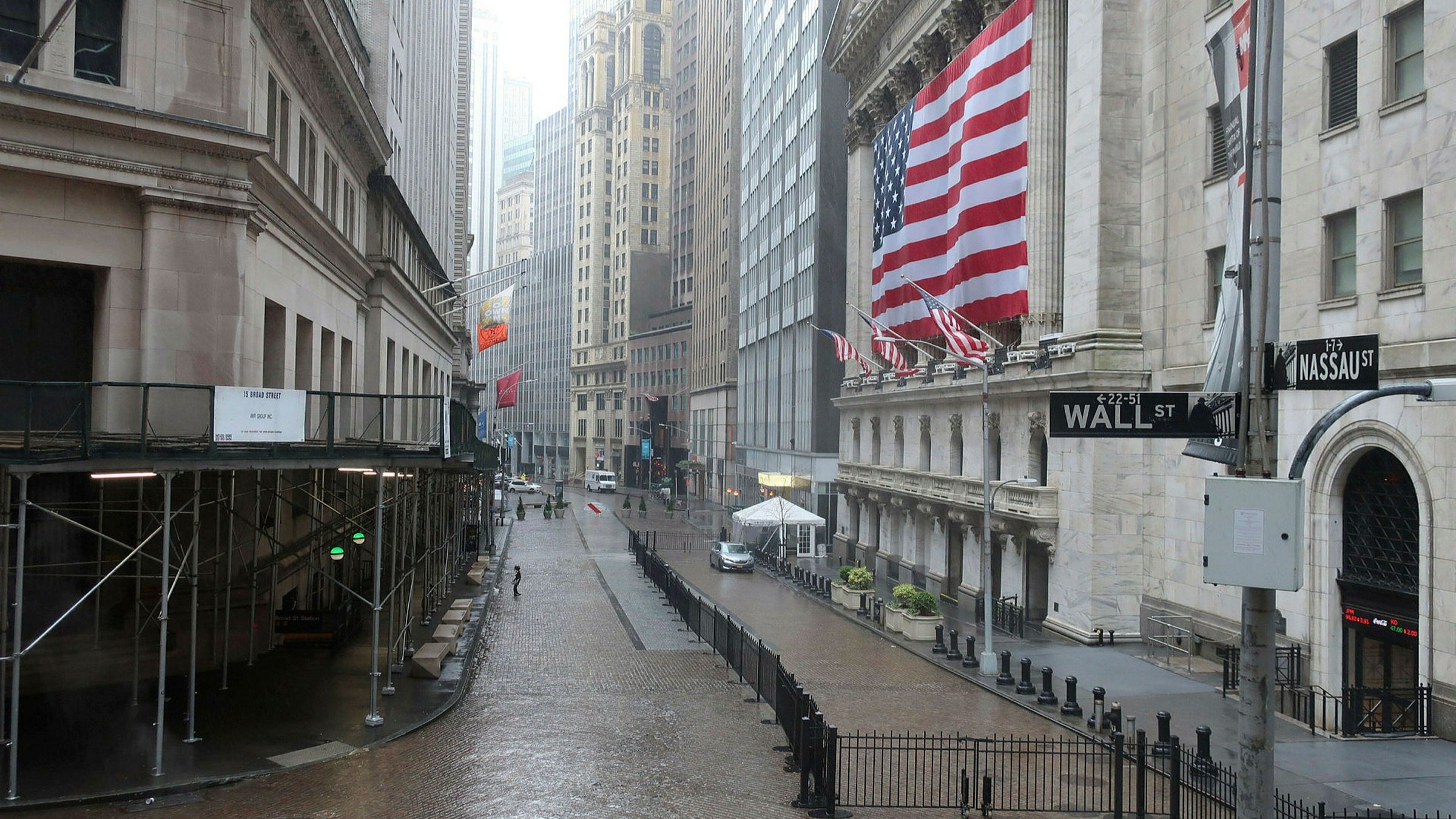 Photo of The Status Of U.S. Hotels On Wall Street