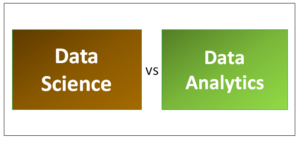 Data analytic vs data science